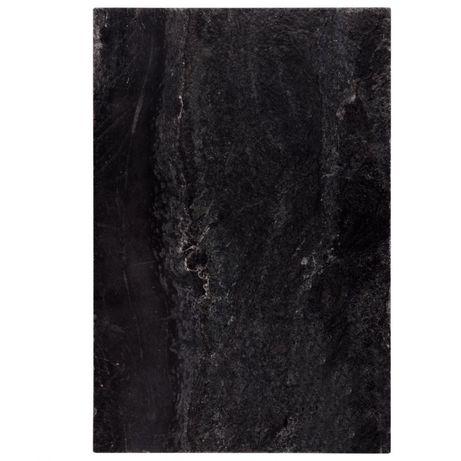 Płytki Kwarcyt Verde Black płomieniowany i szczotkowany 60x40x1,2 cm