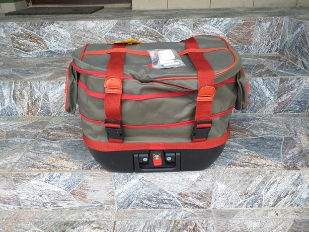 Kufer centralny krauser k2 soft case Nowy nie givi kappa