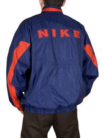 Винтажный Nike Олимпийка Ветровка