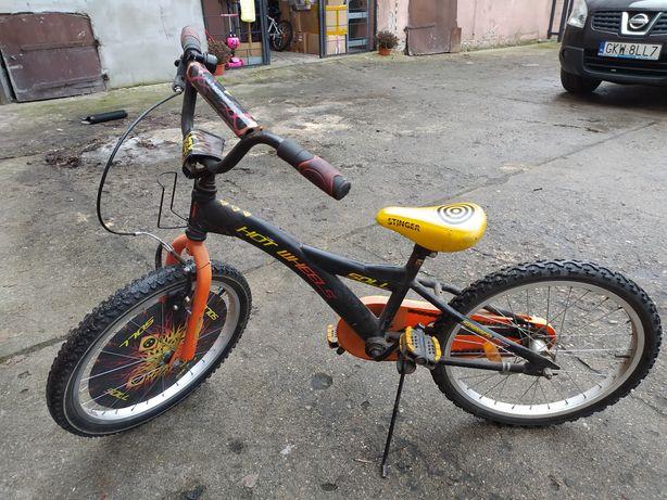 Rower 20' Hot Wheels