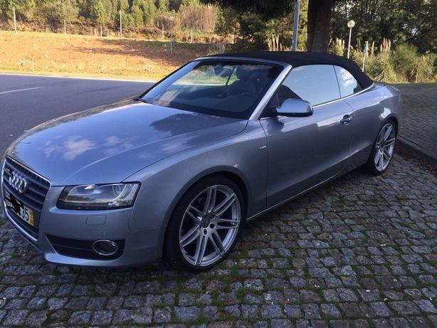 Audi a5 cabrio 2.7 tdi S LINE