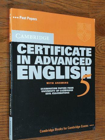 Cambridge English Advanced 5 with answers