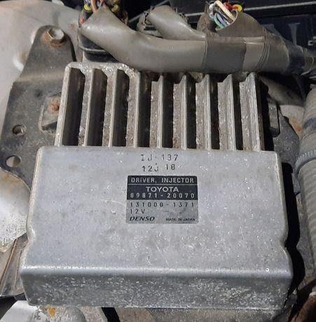Moduł wtrysków TOYOTA AVENSIS Lexus IS 220