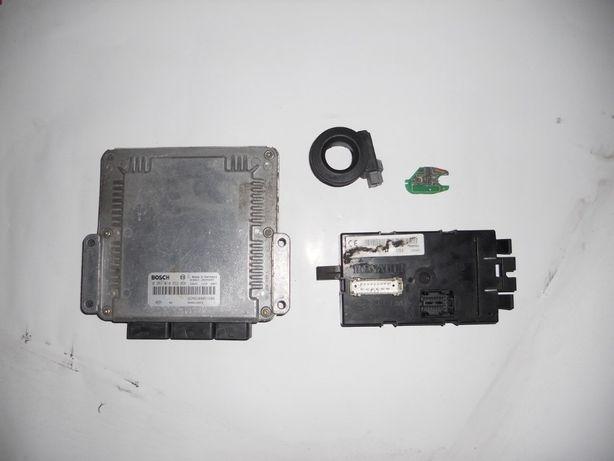 Блок управления, имобилайзер, чип 1,9 2,0 2,5 Trafic Vivaro Primastar