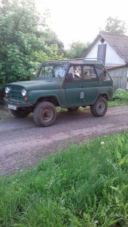 Продам УАЗ 469 на газу