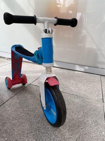 hulajnoga i rowerek biegowy Scoot & Ride