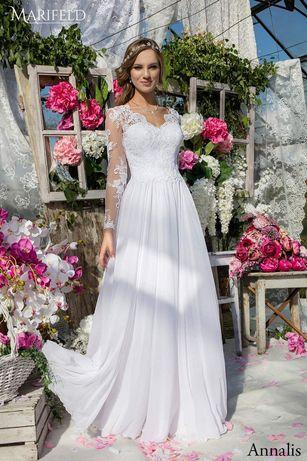 Suknia ślubna Marifeld Annalis! Rozmiar 38-40!
