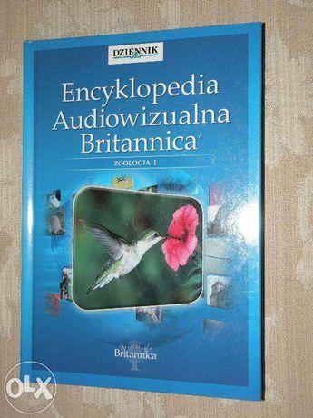 """Encyklopedia Audiowizualna Britannica. Zoologia 1."""