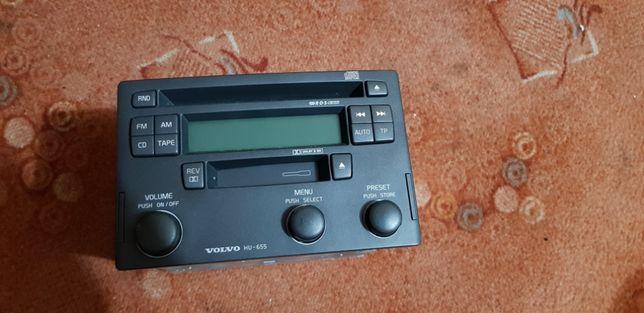 Radio 2din Volvo