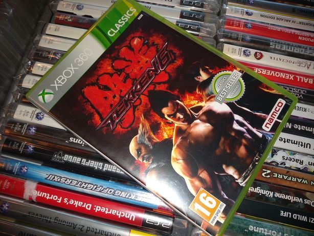 Tekken 6 Xbox 360 --- możliwość zamiany --- sklep