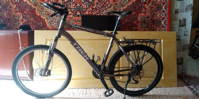 горный велосипед trek-4300