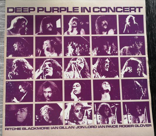 Disco vinil Deep Purple