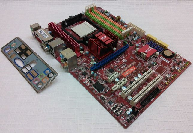 Материнская плата MSI K9A2 Neo-F (MS-7388) AM2+