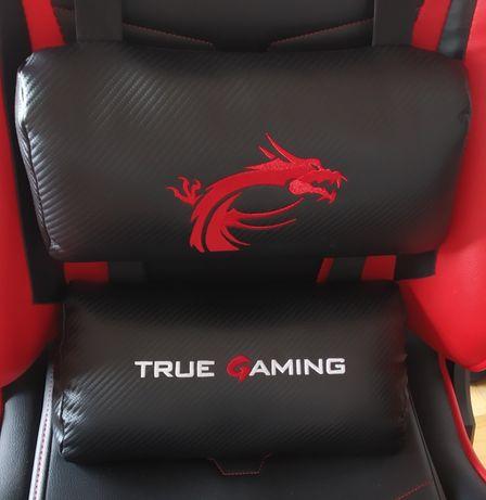 Cadeira gamer MSI MAG CH120 1 ano de uso.