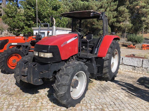 CASE CX100 DT C/ canopia e pneus florestais