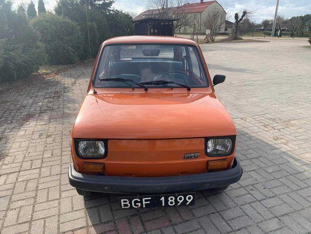 Fiat 126 Pierwszy właściciel.
