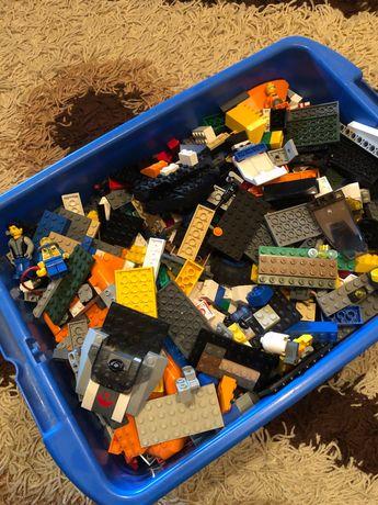 5KG LEGO- różne zestawy, dużo figurek