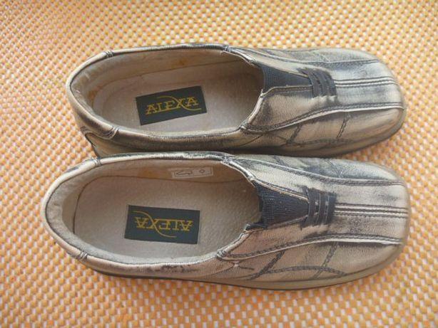 Кожаные туфли на девочку 31 разм ALEXA