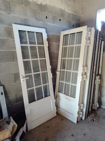 Portas e janelas em alumínio