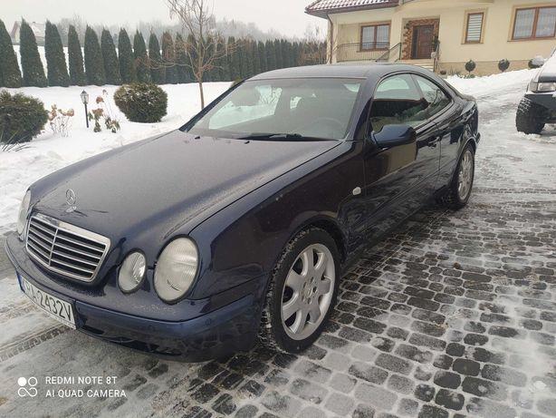 Mercedes clk 2.0i Zamiana