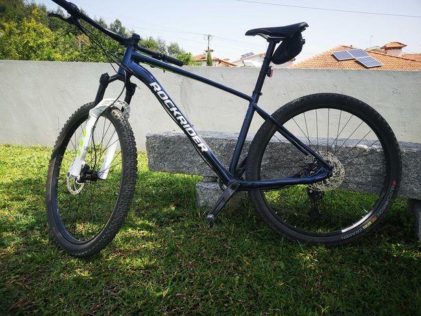 Bicicleta BTT rockrider XC 100