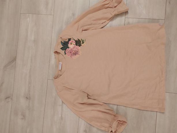 Bluzka dziewczęca firmy Coccodrillo, rozmiar 146,