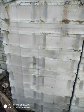 Ytong. Bloczki z betonu komórkowego.