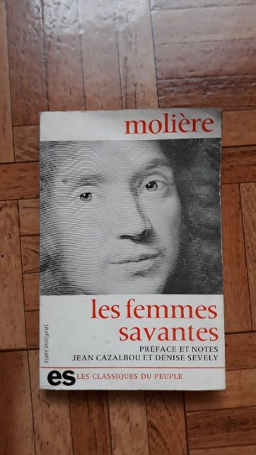 Les femmes savantes - po francusku