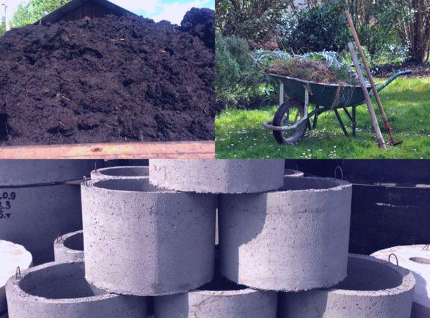 Чернозем торф навоз сыпец перегной глина жерства керамзит бут грунт