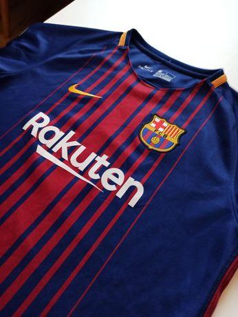 Koszulka Piłkarska Nike FC Barcelona 147-158cm 12-13lat