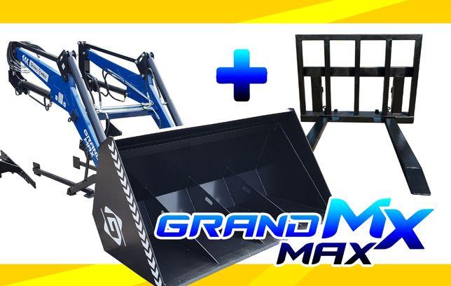 Кун обновленый Grand Max, з вилами для поддонов Мтз,Юмз,Т-40