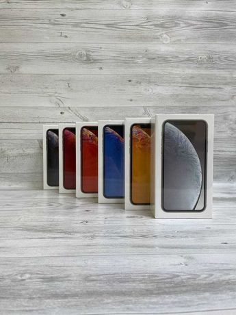 NEW iPhone XR 64 Gb -13% • Blue •• Есть Все Цвета ∎ Кредит