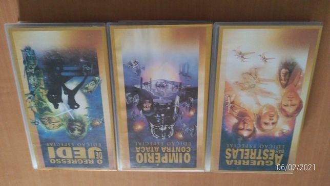Guerra das estrelas - edição especial - VHS