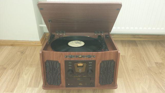 Retro Gramofon 33/45/78*CD*Radio*Kasety ELTA