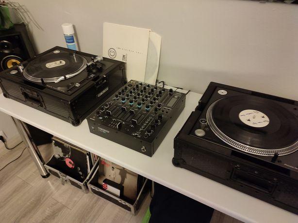 Gramofon Plx 1000 2 sztuki + RMX 80