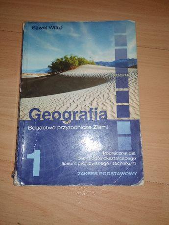 Geografia 1 podręcznik liceum technikum Paweł Wład