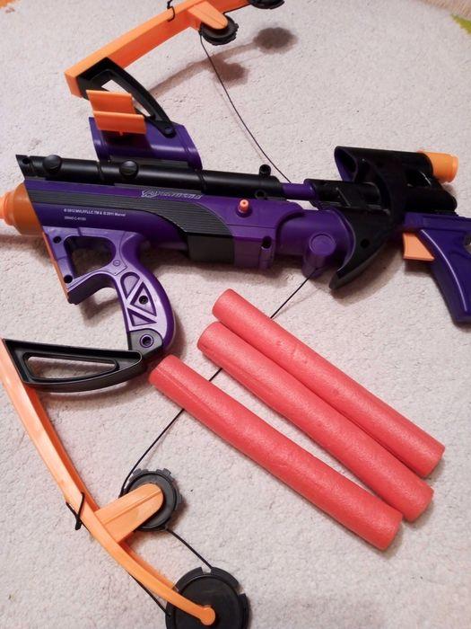 NERF N-Strike Big Bad Bow Zgierz - image 1
