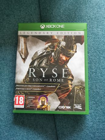 Ryse Son of Rome Legendary Edition Xbox One gra jak nowa