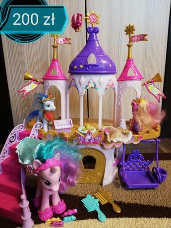 My Little Pony Zamek księżniczki + inne koniki