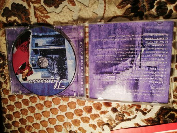 Фламенко CD диск word music collections 14 хитов! б/у 50 грн