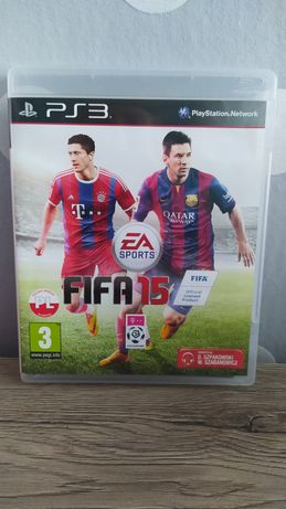 Gra Fifa 2015 fifa 15 j. polski na konsole ps3 playstation 3