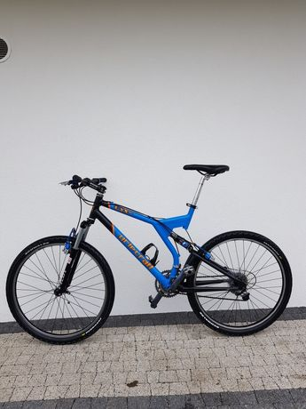 Rower górski mtb full dirt cucle craft magura kola 26 rock shox