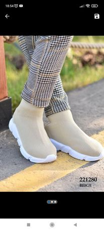 Кроссовки-носочки, стелька 20 см
