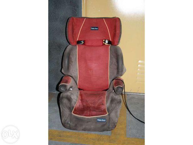 Cadeira criança Auto Vermelha
