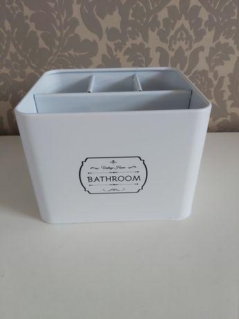Pudełko koszyk pojemnik do łazienki