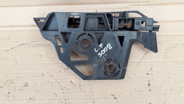 Ślizg zderzaka lewy przód Peugeot 3008