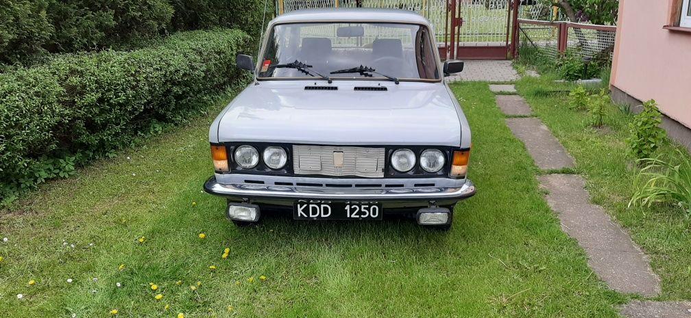Duży  Fiat 125p I właściciel