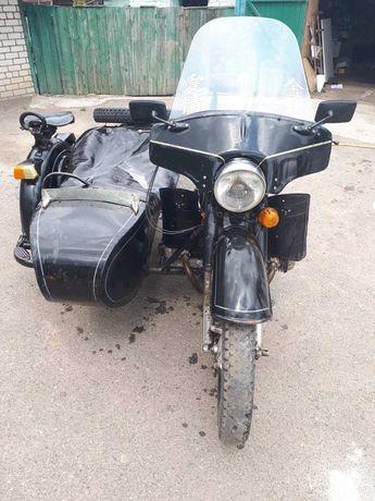 Продам мотоцикл МТ-12