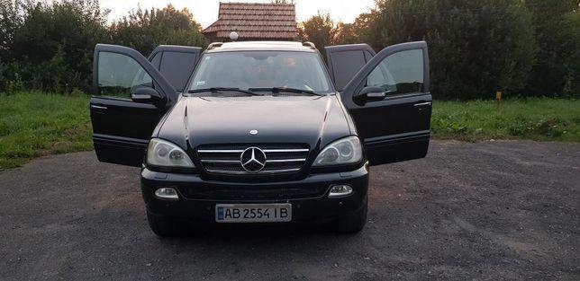 Продам машину Mercedes ML