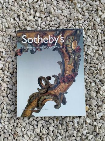 Sothebys - Catálogo de leilão de arte